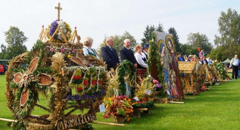 Uroczystości Obchody, Powiatowe Dożynki Sejnach (zapowiedź) - zdjęcie, fotografia