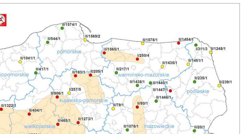 Komunikat, Sejnach okolicach może zabraknąć płytszych studniach - zdjęcie, fotografia