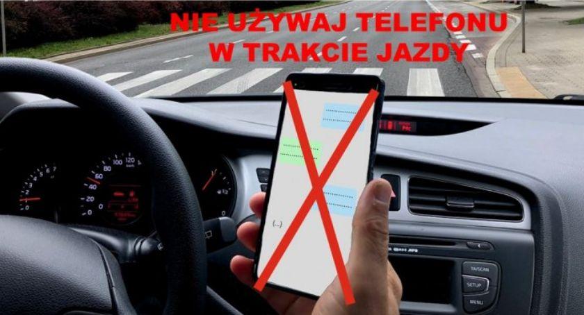 Komunikat, Jutro dzień telefonu drodze - zdjęcie, fotografia