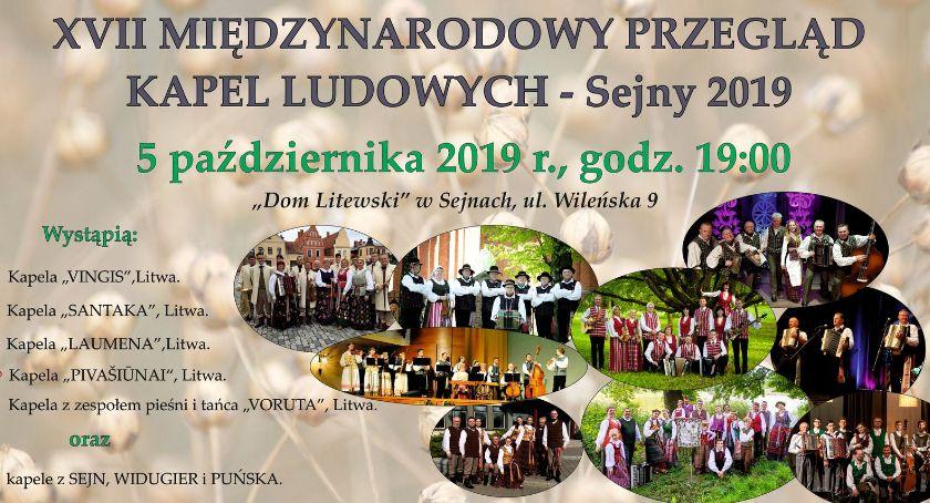 Muzyka Koncerty, Międzynarodowy Przegląd Kapel Ludowych (zapowiedź) - zdjęcie, fotografia