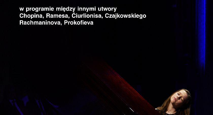 Muzyka Koncerty, Recital fortepianowy Onutė Gražinytė (zapowiedź) - zdjęcie, fotografia