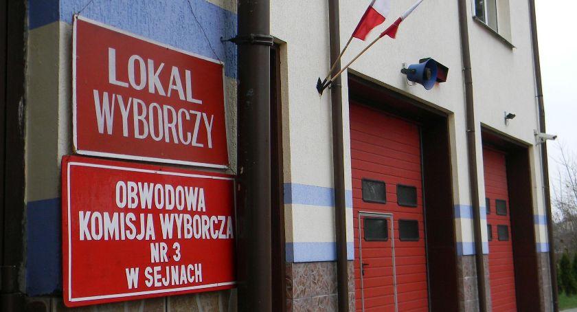 Wybory parlamentarne i europarlamentarne, żyje Kornel Morawiecki Zmiana liście kandydatów wyborach - zdjęcie, fotografia