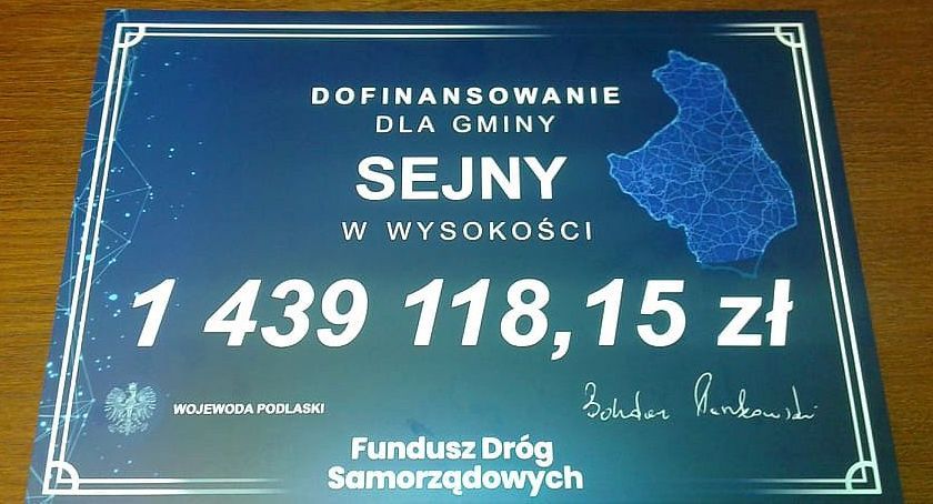 Inwestycje, Droga Hołny Wolmera Dworczysko remontu - zdjęcie, fotografia