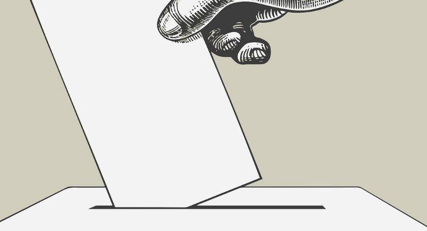 Wybory parlamentarne i europarlamentarne, Wybieramy posłów senatorów aktualizacja - zdjęcie, fotografia