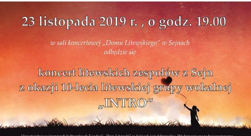Muzyka Koncerty, Koncert jubileusz lecia zespołu Intro - zdjęcie, fotografia