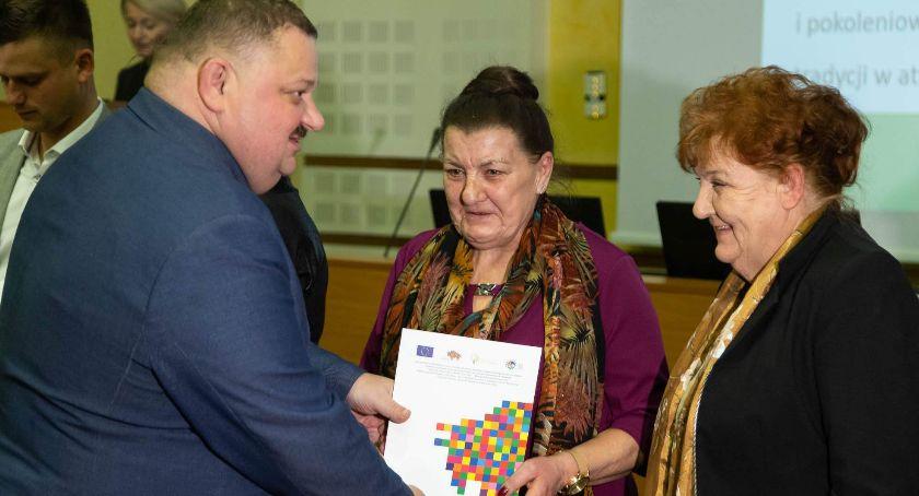 Organizacje pozarządowe, Emeryci Krasnopola docenieni - zdjęcie, fotografia