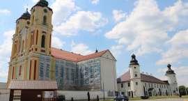 Remont bazyliki od strony północnej