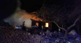 Pożar w Nowinnikach