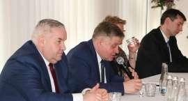 Minister Krzysztof Jurgiel odpowiadał na pytania mieszkańców