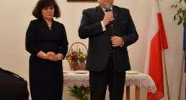 Spotkanie opłatkowe z ministrem Zielińskim