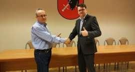 Były zastępca burmistrza Augustowa będzie pracował dla Sejn