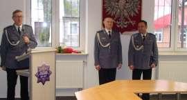Zmiana szefa sejneńskiej Policji