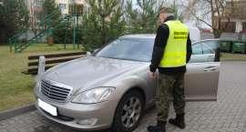 Mercedes z odzysku