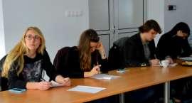 Młodzieżowi Radni na konsultacji