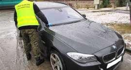 Odzyskano BMW