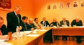 XX Sesja Rady Miasta Sejny