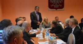 XIV Sesja Rady Miasta Sejny