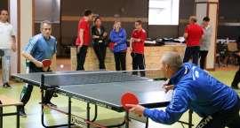 XI Turniej Tenisa Stołowego Osób Niepełnosprawnych