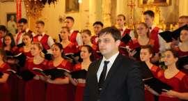 Koncert chóru z Mińska