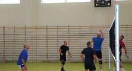 Pierwsze mecze Ligi siatkówki.