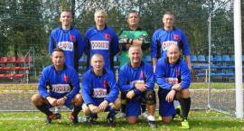 Turniej oldbojów 40+ w halowej piłce nożnej