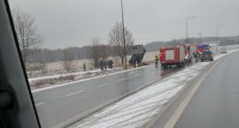 Wypadek busa w Pawłówce