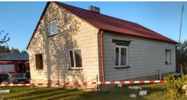 Wybuch gazu w budynku mieszkalnym [FOTO]