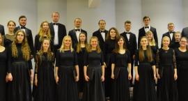 Koncert Chóru Uczelni Muzycznej z Rygi