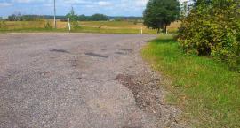 Trwa remont powiatowej trasy Ogrodniki-Berżniki