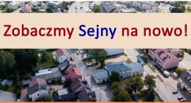 Spotkanie - konsultacje społeczne aktualizacji studium uwarunkowań i kierunków zagospodarowania przestrzennego Miasta Sejny
