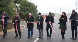 Otwarcie ulicy Wojska Polskiego po przebudowie