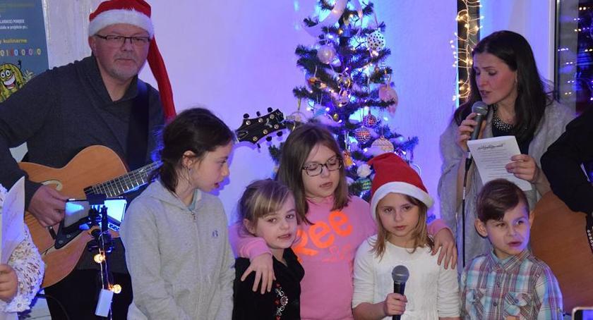 imprezy dla dzieci, Przedświąteczne spotkanie Światełku - zdjęcie, fotografia