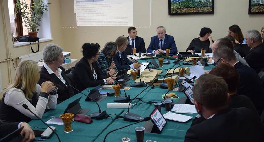 Sesje Rady, Budżet uchwalony - zdjęcie, fotografia
