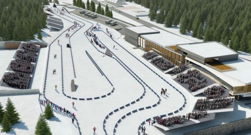 Inwestycje, chętni budowę Centrum Sportu Polanie Jakuszyckiej - zdjęcie, fotografia