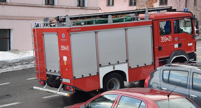 Na sygnale, Pracowity dzień naszych strażaków - zdjęcie, fotografia