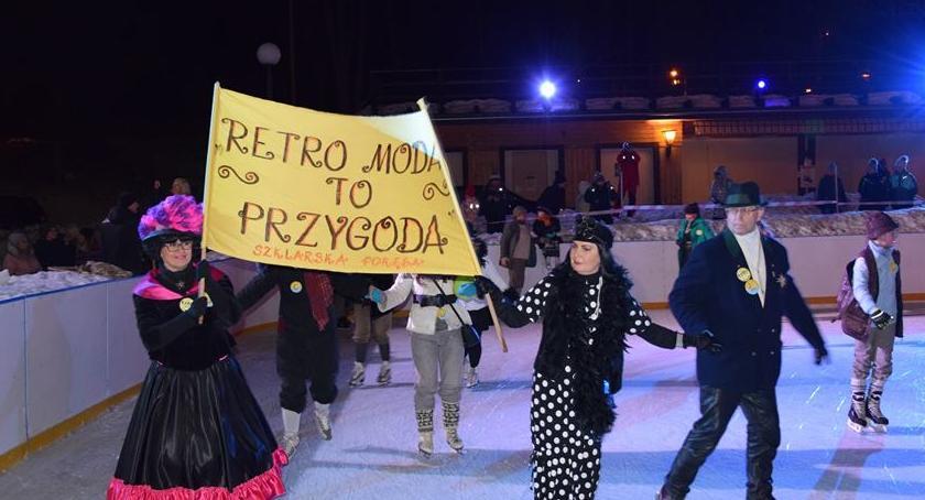 imprezy, Retro lodzie - zdjęcie, fotografia