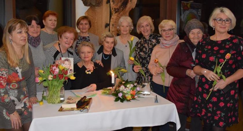 spotkania, Seniuk Szklarskiej Porębie - zdjęcie, fotografia