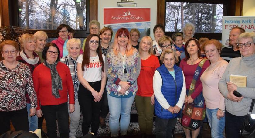 Miejska Biblioteka Publiczna, Spotkanie Agnieszką Lingas Łoniewską - zdjęcie, fotografia