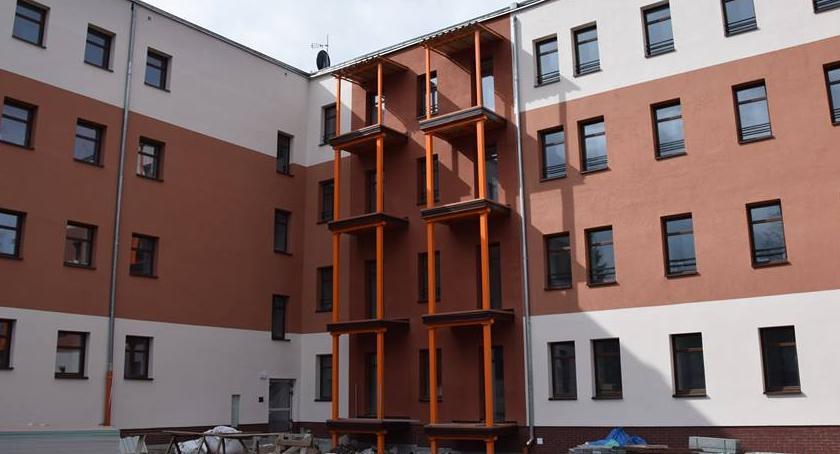 Inwestycje, przygotował mieszkania - zdjęcie, fotografia