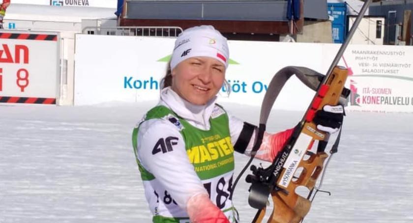 Biathlon, Joanna Badacz Mistrzynią Świata - zdjęcie, fotografia