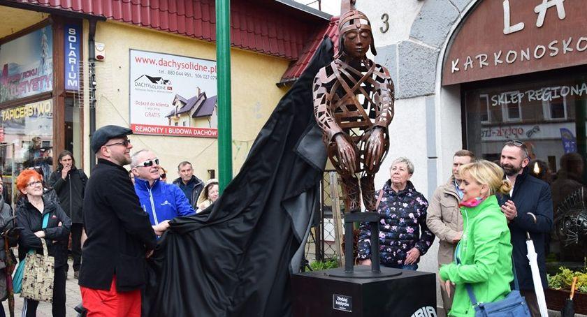 wydarzenia, Galeria Uliczna Szklarskiej Porębie - zdjęcie, fotografia