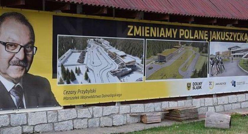Inwestycje, Unieważniony przetarg przebudowę Polany Jakuszyckiej - zdjęcie, fotografia