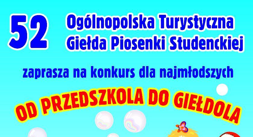 imprezy dla dzieci, przedszkola Giełdola - zdjęcie, fotografia