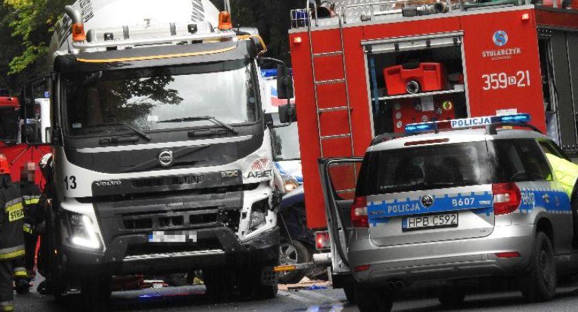 Na sygnale, Tragiczny wypadek Szklarską Porębą - zdjęcie, fotografia