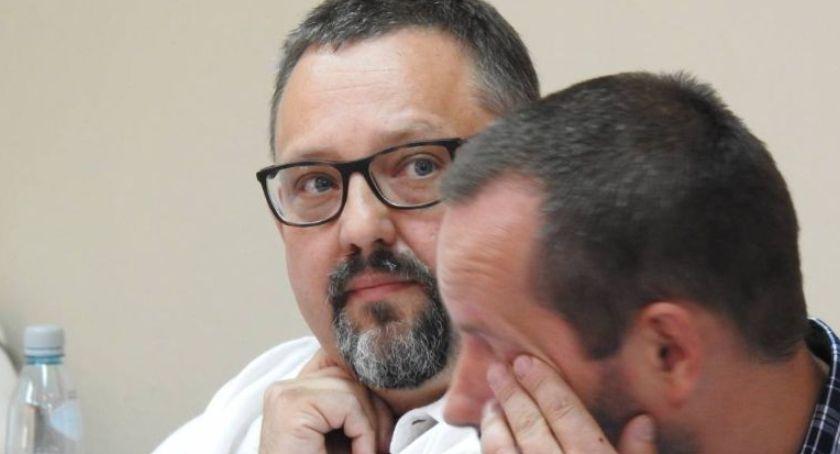 Sprawy Miejskie, Interes gminy insynuacje radnego - zdjęcie, fotografia