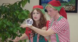 Spotkanie z Mikołajem w MOKSiALu