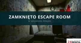 Zamknięto Escape Room w Szklarskiej Porębie