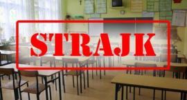 Strajk nauczycieli - szkoły zamknięte