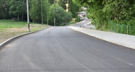 Zakończyła się budowa ulicy Stromej