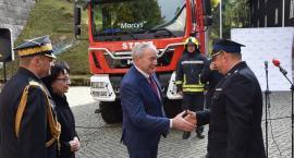 Nowoczesny wóz strażacki w Szklarskiej Porębie